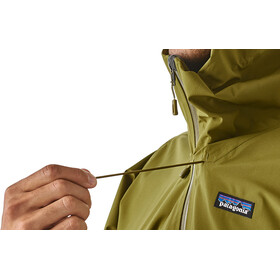 Patagonia Cloud Ridge Jacket Herre willow herb green